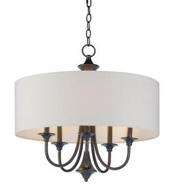 Maxim Lighting 10015OMOI Bongo Pendant Oil Rubbed Bronze