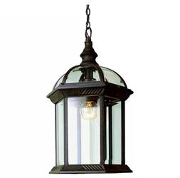 Trans Globe Lighting 4183 RT 1-Light Outdoor Hanging Lantern