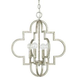 Capital Lighting Fixtures 4541AS Ellis Pendants Antique Silv