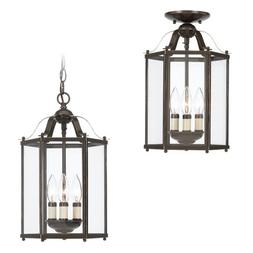 Sea Gull Lighting 5231 Pendants Bretton Indoor Lighting Lant