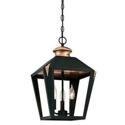"Westinghouse 6328500 Valley Forge 3-Light 12""W Multi Light P"