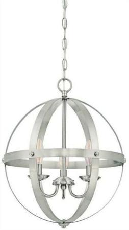 Westinghouse Lighting 6341900 Stella Mira Indoor Chandelier,