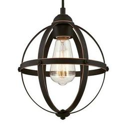 Westinghouse 6361900 Stella Mira One-Light Mini, Oil Rubbed
