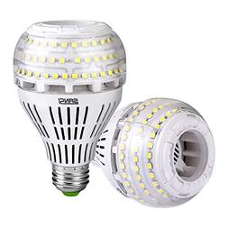 27W  A21 Dimmable LED Light Bulbs, 3500 Lumens, 5000K Daylig