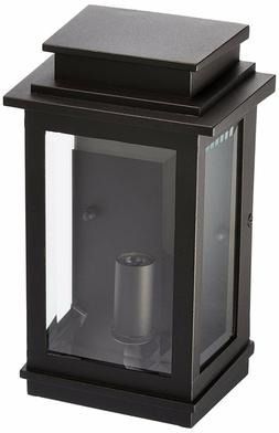 Artcraft AC8191BK Transitional Outdoor Lighting Lamps 5in Bl