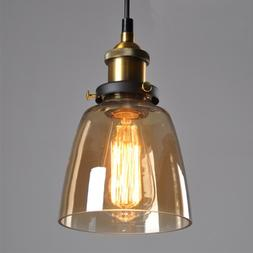 Antique Style Retro Lamp Fixture Pendant Ceiling Lighting wi
