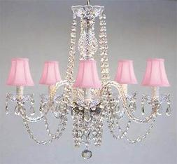 New! Authentic All Crystal Chandelier Lighting Chandeliers w