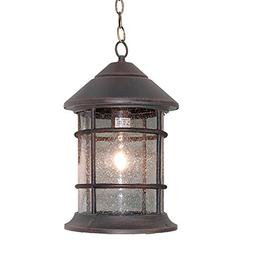 eTopLighting Bella Luce Collection Outdoor Pendant Hanging L