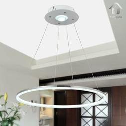 UNITARY BRAND Modern Nature White LED Acrylic Pendant Light