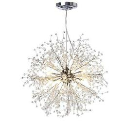 GDNS Contemporary Firework Crystal Chandeliers,Pendant Light