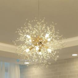 Dandelion Sputnik Chandelier Fireworks LED Ceiling light Pen