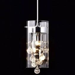 CLAXY Ecopower Lighting Glass Crystal Pendant Lighting Moder