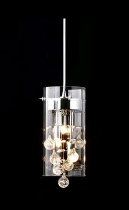 CLAXY Ecopower Lighting Glass  Crystal Pendant Lighting Mode