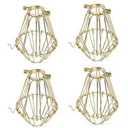 Elegant Design Metal Wire Cages by Artifact Design for DIY L