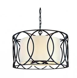 Troy Lighting F1285DB Sausalito 5 Light Pendant Light In Dee