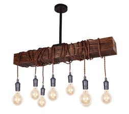 farmhouse ceiling pendant light fixture rustic distressed