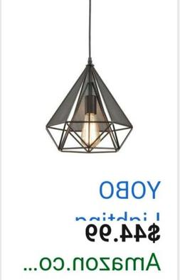 Yobo Geometric Lighting