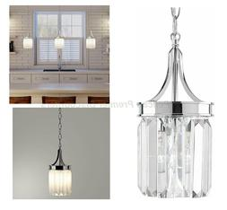 Progress Lighting Glimmer Collection 6 in. 1-Light Polished