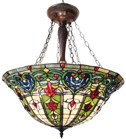 Hanging Lamp-Victorian D24, H22