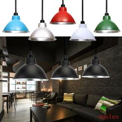 industrial mini pendant light metal edison hanging