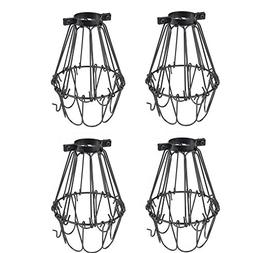Rustic State Set of 4 Industrial Vintage Style | Hanging Pen