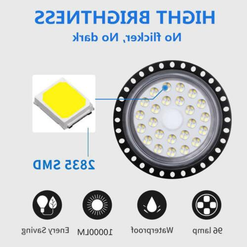 100W LED Light Industrial Pendant Hanging Ceiling Downlight Lamp
