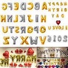 """16""""/40"""" Foil Letter Number Balloons Birthday Courtship Weddi"""