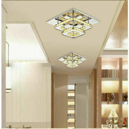 36W Modern Flush Mount Chandelier