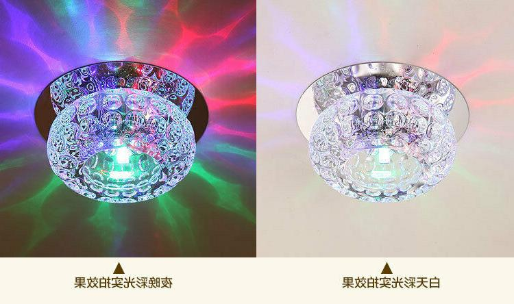 3W/5W Crystal Light Lighting