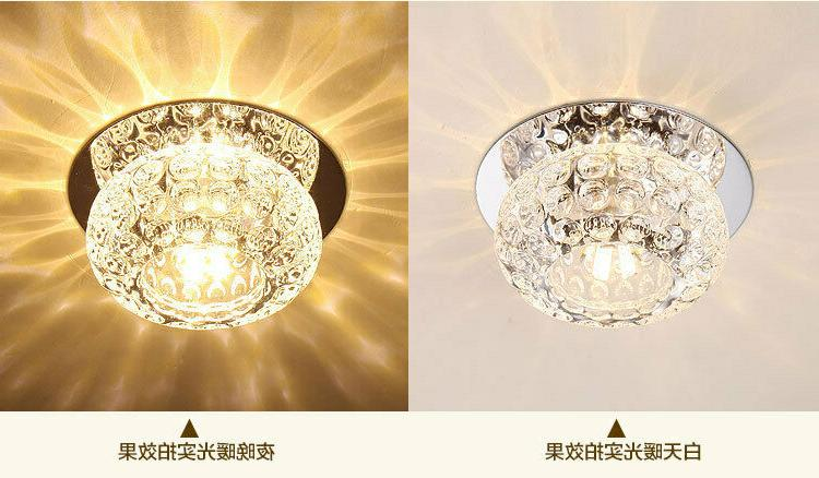 3W/5W Crystal LED Light Lighting