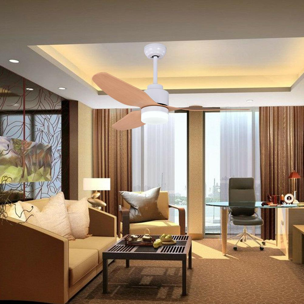 "47"" Control LED Chandeliers Ceiling Fans"