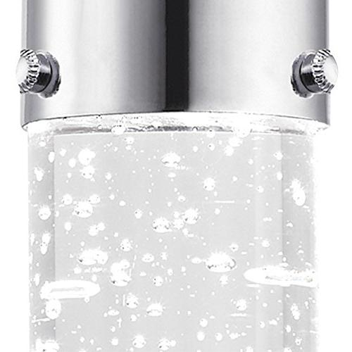Westinghouse 6307900 One-Light Indoor Chrome Finish with Glass
