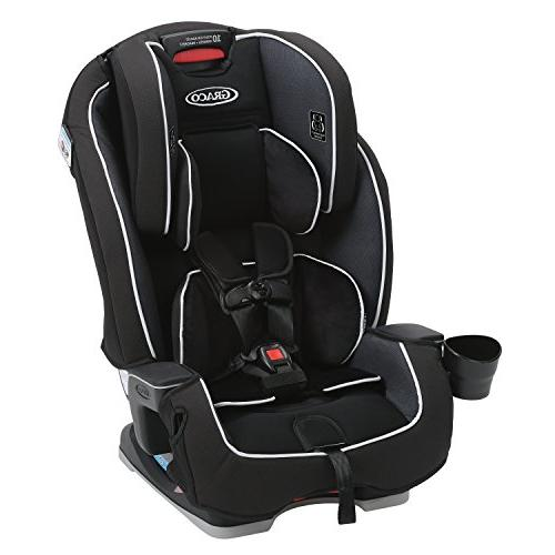Graco Milestone All In 1 Convertible Car Seat Gotham One S