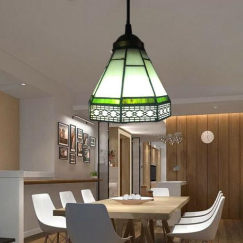 Tiffany Style Ceiling Light Lamp