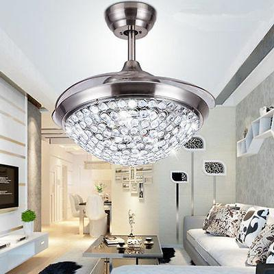 Crystal Ceiling LED Lighting Pendant