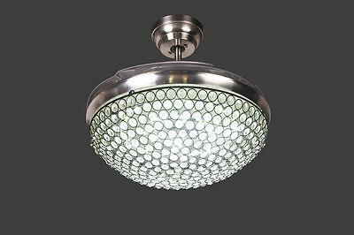 Crystal LED Pendant Lamp Decor