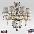 Crystal Pendant Chandelier Lighting Ceiling Light Modern Lof