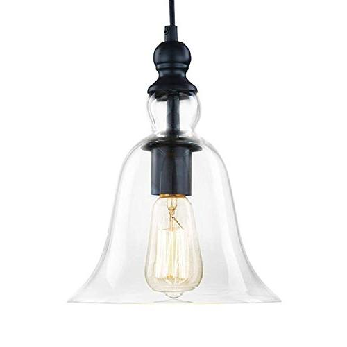 CLAXY Light Vintage Hanging Glass Shade