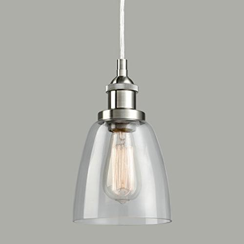 ecopower industrial mini glass pendant