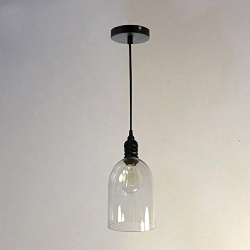 WinSoon X Vintage Big Glass Ceiling Pendent