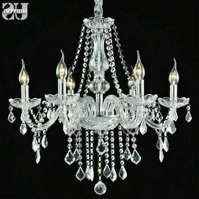 european crystal chandelier pendant ceiling fixture lighting
