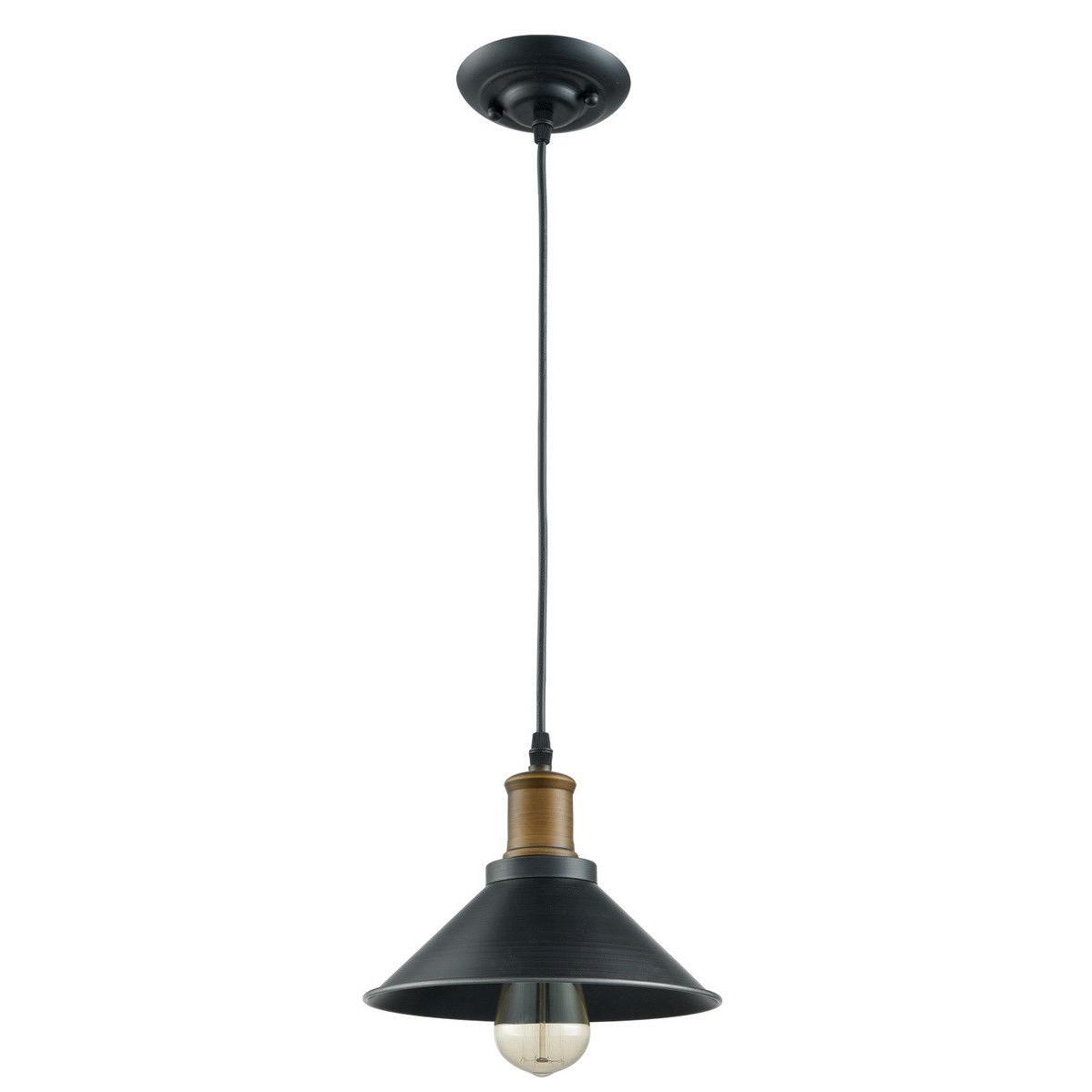 Farmhouse Industrial Ceiling Hanging Metal Black Pendant Lighting