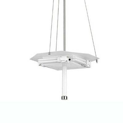 Philips Light Ceiling Pendant Fixture, Satin Nickel Finish