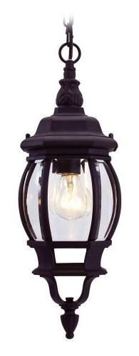 Livex Frontenac 7523-04 Outdoor Hanging Lantern - 18.5H in.