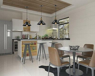 Industrial Ceiling Lamp Cafe Kitchen