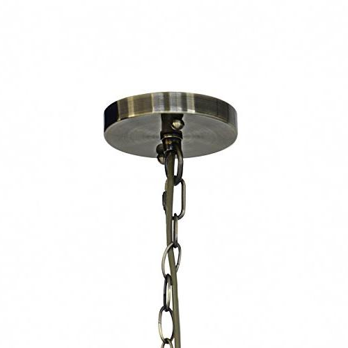 CASAMOTION Industrial Edison Hand Blown with Wire, 6 inch