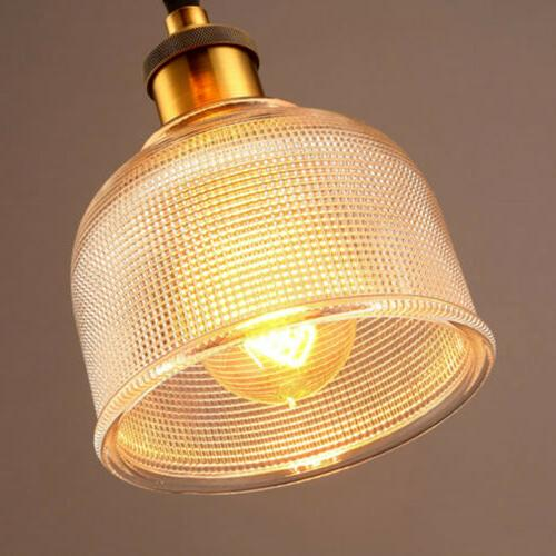 Industrial Pendant Color Plating Ceiling Lamp Shade