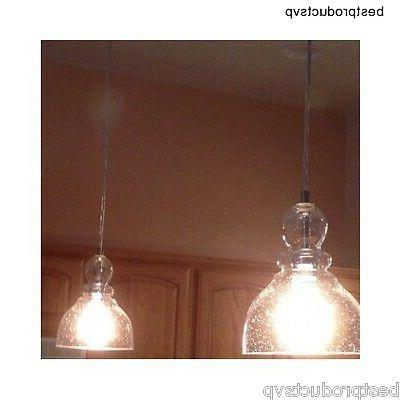 Industrial Pendant Fixture Mini Hanging Mount Nickel