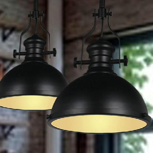 Industrial Warehouse Pendant Ceiling Light