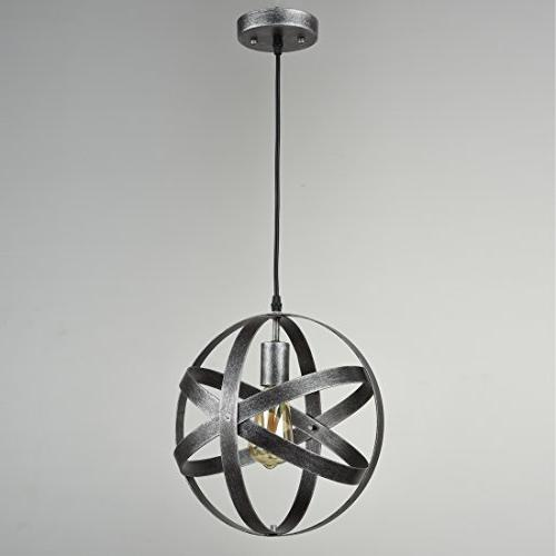 AXILAND Industrial Antique Changeable Hanging